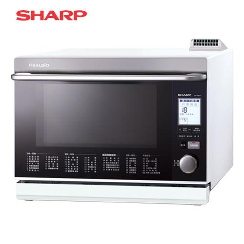 [SHARP 夏普]31公升 HEALSIO水波爐-白 AX-WP5T-W