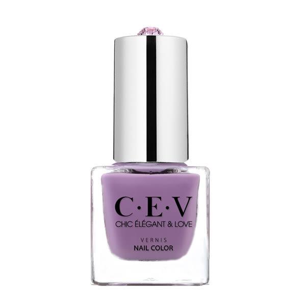 CEV指甲油0775紫丁之香【康是美】