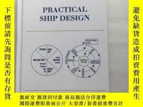 二手書博民逛書店practical罕見ship design(實用的船舶設計——