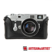 ARTISAN & ARTIST 義大利皮革半截式相機套 LMB-M3