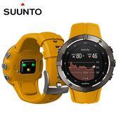 SUUNTO Spartan Trainer HR全方位訓練與積極生活GPS運動腕錶-琥珀色