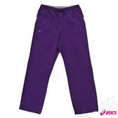 **美跑者系列**ASICS亞瑟士 AYAMI女彈性平織長褲。CFK231-60