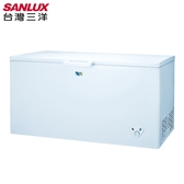 SANLUX台灣三洋 515L上掀式冷凍櫃 SCF-515W 含原廠配送及拆箱定位