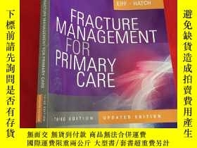 二手書博民逛書店Fracture罕見Management for Primary Care Updated Editi (大16開