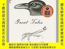 二手書博民逛書店Great罕見Tales and Poems of Edgar