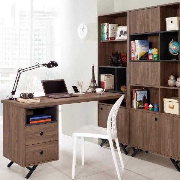 書桌 L型書桌 MK-872-12 約克5尺L型二抽書桌【大眾家居舘】