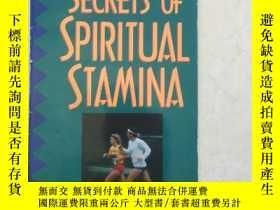 二手書博民逛書店SECRETS罕見OF SPIRITUAL STAMINA 32