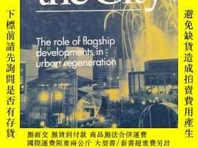 二手書博民逛書店Marketing罕見the City: The role of