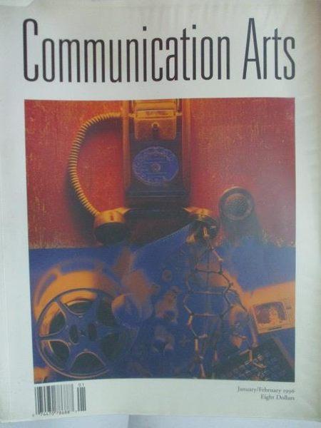 【書寶二手書T2/設計_WGH】Communication Arts_1996年