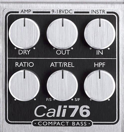 【敦煌樂器】Origin Effects Cali76 Compact Bass 效果器