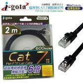 Cat.7超高速薄型網路連接線 2米