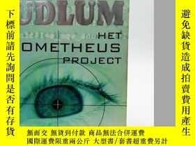 二手書博民逛書店Het罕見Prometheus Project 荷蘭文原版- 《普羅米修斯計劃》Y274081 Robert