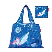 【日本PrairieDog】環保隨身設計包 - 海豚之洋