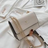 斜背包 包包女2020新款時尚潮流腋下包單肩斜挎女包韓版小眾鏈條包包bags