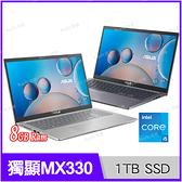 華碩 ASUS X515EP 灰/銀 1TB SSD特仕升級版【i5 1135G7/15.6吋/MX330/intel/娛樂/筆電/Buy3c奇展】Laptop X515