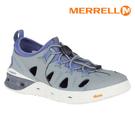 MERRELL 女 ML90524 水陸兩棲運動鞋 TIDERISER SIEVE【灰紫】/ 城市綠洲 (SUP、抗菌防臭、波浪大底)