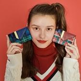 不萊玫包包女士超薄錢夾小卡包韓國可愛迷你小巧證件包零錢包卡套 嬡孕哺