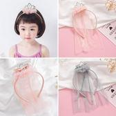 發箍可愛甜美頭花飾品公主皇冠頭飾兒童發卡頭箍發飾