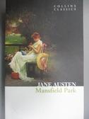 【書寶二手書T9/原文小說_LMP】Mansfield Park_Jane Austen