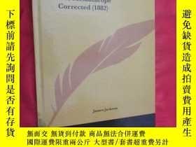 二手書博民逛書店The罕見Misanthrope Corrected (1882) ( 大16開,硬精裝) 【詳見圖】Y546