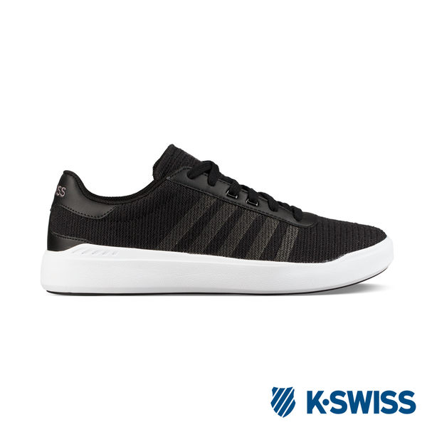 K-SWISS Heritage Light T休閒運動鞋-男-黑