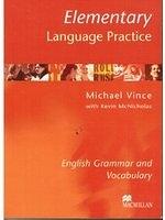 二手書博民逛書店《Elementary Language Practice: Without Key (Language Practice)》 R2Y ISBN:140500763X