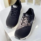 《7+1童鞋》女段 SKECHERS 149057WBKW ARCHFIT 足弓支撐運動鞋 D940 黑色