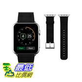 [104美國直購] JETech 錶帶 38mm Genuine Leather Strap Wrist Band for Apple Watch 黑紅粉三色  $1258
