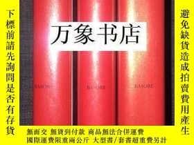 二手書博民逛書店Seneca罕見: 塞內卡 Moral Essays 道德論文集 3卷全 Loeb 洛布叢書版 拉-英對照 精裝本