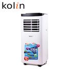 【Kolin 歌林】 4-6坪 不滴水冷專清淨除濕移動式空調8000BTU(KD-201M03 )