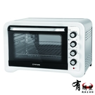 【有購豐】TATUNG大同 45L雙溫控不銹鋼電烤箱 (TOT-B4507A)