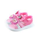 Frozen 冰雪奇緣 涼鞋 電燈鞋 童鞋 粉紅色 中童 FOKT04103 no712 15~19cm