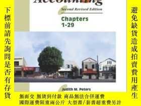 二手書博民逛書店College罕見Accounting Chapters 1-29Y307751 Judith Peters;