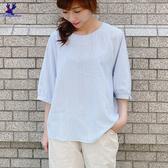 【春夏新品】American Bluedeer -後抽皺造型衣 二色  春夏新款
