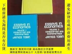 二手書博民逛書店ESSAYS罕見IN ECONOMICS CONSUMPTION