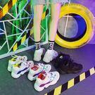 運動鞋女韓版ulzzang原宿跑步鞋學生百搭秋鞋子女新款老爹鞋