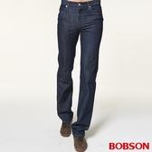 BOBSON 男款低腰伸縮直筒褲(1722-52)