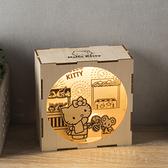 DIY材料包-HELLO KITTY夏日煙火小夜燈
