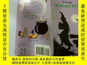 二手書博民逛書店The罕見Worst Witch:最壞的女巫.Y200392
