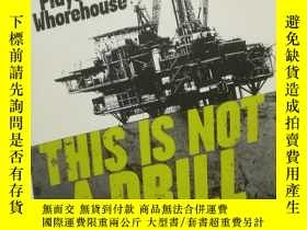 二手書博民逛書店This罕見is not a Drill by Paul Car