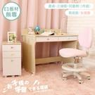 馬卡龍色系-兒童書桌(II)&三抽收納櫃&兒童椅(II)(3件組) 書桌 書桌椅 收納櫃 兒童椅 天空樹生活館