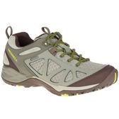 MERRELL 女款 SIREN SPORT Q2 GORE-TEX 多功能登山防水鞋 低筒 - 灰綠X咖 ML37802