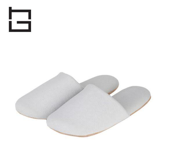 【HG】居家針織軟底防滑棉拖鞋(灰) 室內拖鞋