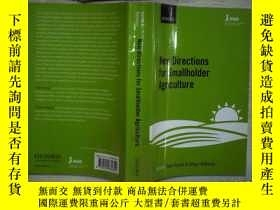 二手書博民逛書店NEW罕見DIRECTIONS FOR SMALLHOLDER