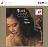 【停看聽音響唱片】【K2HD】Midori Violin, Robert McDonald Piano