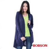 BOBSON    女款落肩寬版罩衫(35130-53)