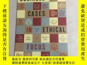二手書博民逛書店BUSINESS罕見CASES IN ETHICAL FOCUS倫理焦點中的商業案例Y25607 BUSINE