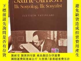 二手書博民逛書店Saint-Simon罕見ilk Sosyolog,ilk Sosyalist(土耳其語) 如圖,Y16804
