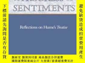 二手書博民逛書店A罕見Progress Of SentimentsY255562 Annette C. Baier Harva