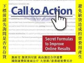 二手書博民逛書店Call罕見To Action-行動號召Y436638 Bryan Eisenberg; ... Thomas